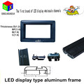1m/ pcs 3590 Led display aluminum frame, led accessories