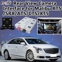 1080P Backup Camera 360 Panorama Cameras Interface for Cadillac XTS/SRX/ATS/CTS/XT Malibu support Mirrorlink , DVR as Optional