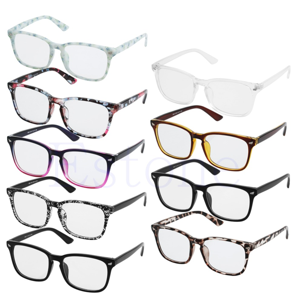 new fashion retro vintage men women eyeglass frame full rim glasses spectacleschina mainland