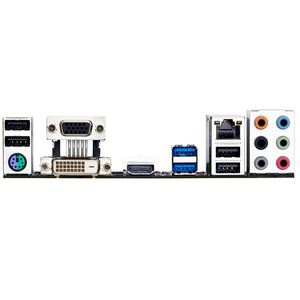 Image 4 - עבור אינטל B85 DDR3 100% מקורי Gigabyte GA B85 HD3 A LGA 1150 האם 32G B85 HD3 A שולחן העבודה Mainboard SATA 3 USB3 בשימוש