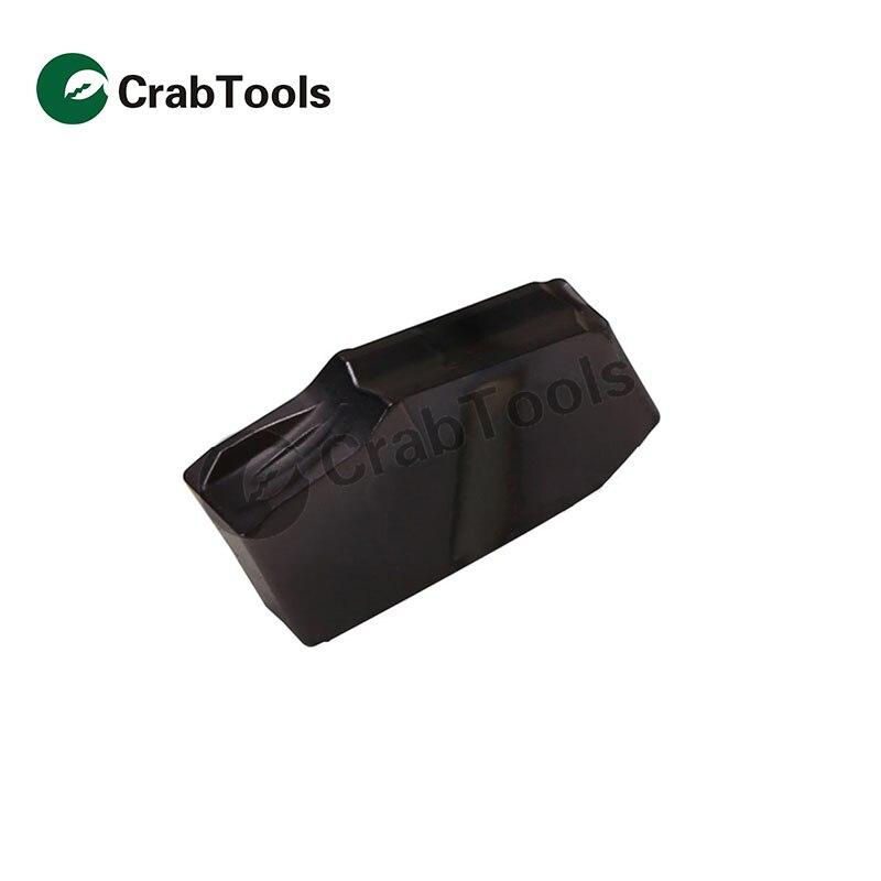 Crab Tools Korloy 10PC SP300 PC9030 Metal Turning Lathe Tools Turning Cutter Carbide Insert CNC Tool Tip Machine
