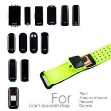 2019 New Samsung galaxy fit R370 Fitbit inspire mi band 4 wrist strap arm and foot sports xiaomi