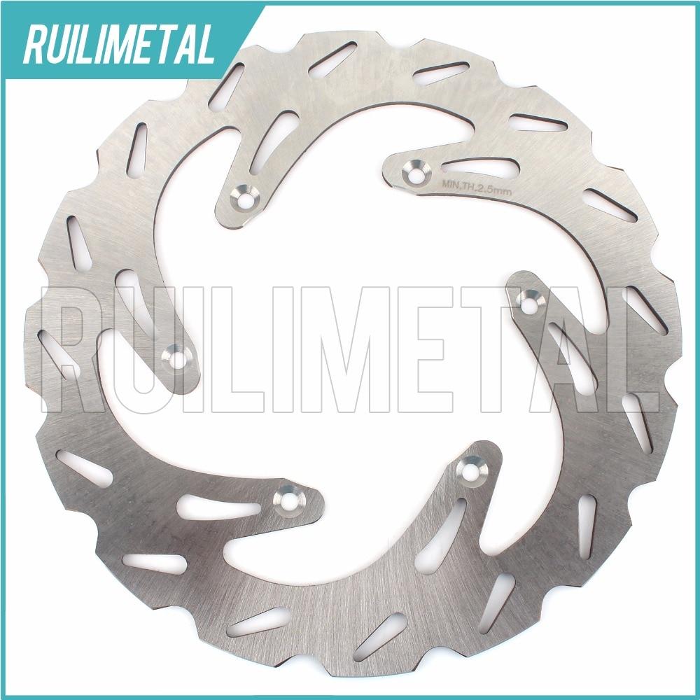 МХ для бездорожья передний тормоз Ротор диск для Сузуки РМ 125 250 RM125 RM250 RMX250S ДРЗ 400 Е-С DRZ400S проблеме.-250 1996 1997 1998