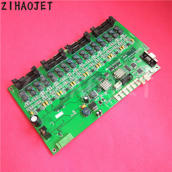 Inkjet printer Konica 512 printhead board for Human Inwear Allwin head  board byhx km512-8v a1 KM512 carriage board 8H 1pc