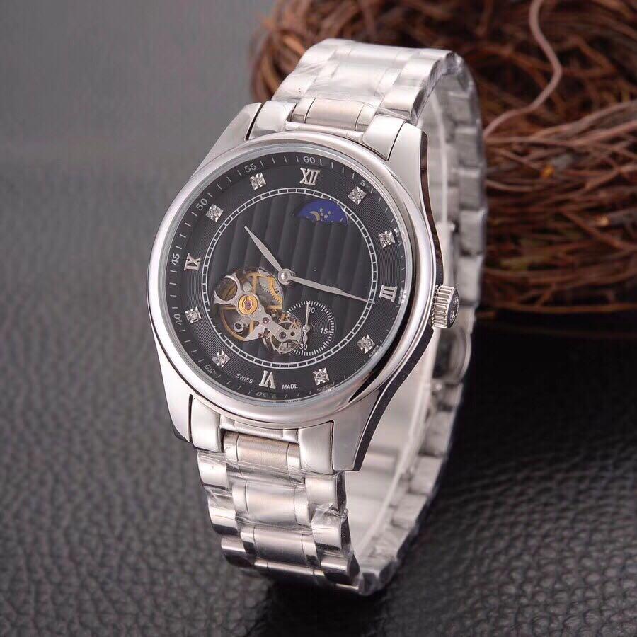 лучшая цена WC0839 Mens Watches Top Brand Runway Luxury European Design Automatic Mechanical Watch