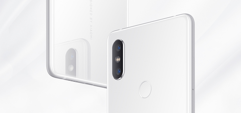 Xiaomi Mix 2S Wireless Charging 7