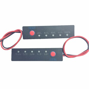 Image 2 - 20pcs/lot 1s 2s 3s 4s 5s 6s 7s 8s 9s 10s 11s 12s 13s 14s 15s 16s lithium ion battery tester battery capacity meter