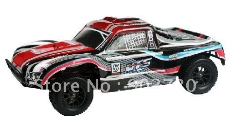 Wholesale price of RH1009 named DT5 N2 - 1/10 Scale 4WD Nitro Short Course Truck Two Speeds+RTR!