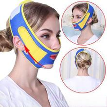 Face Slimming Thin Mask Bandage Face Lift Up Belt Sleeping Face-Lift Mask Massage Slimming Face Shaper