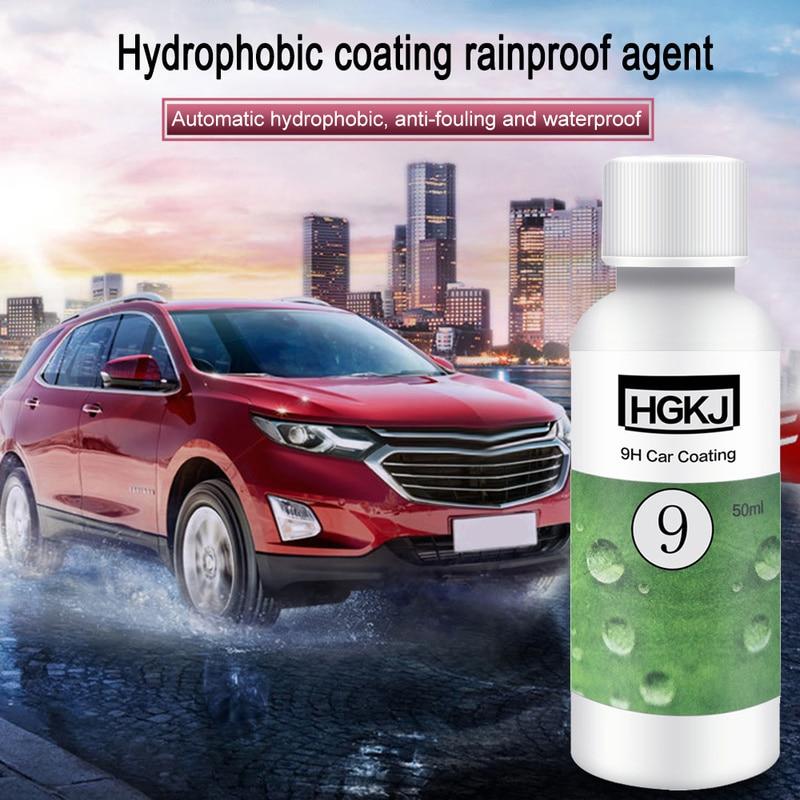Care-Protector Polish Glass Ceramic-Coating Nano Hydrophobic Waterproof Auto-Maintenance-Accessories