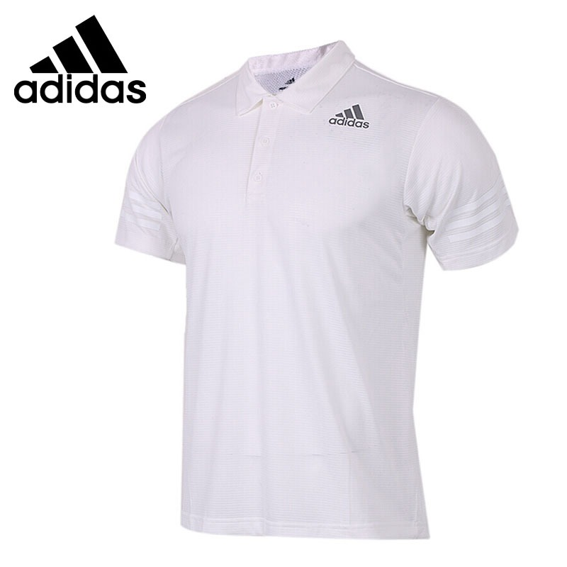 Original New Arrival 2018 Adidas CLIMACOOL POLO Mens  POLO exercise shirt short sleeve SportswearOriginal New Arrival 2018 Adidas CLIMACOOL POLO Mens  POLO exercise shirt short sleeve Sportswear