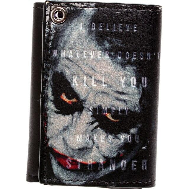Бумажник Джокер DS Comics
