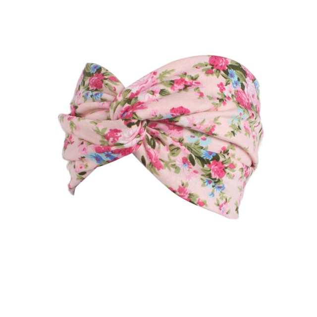 42293da27 Online Shop FEITONG Women Ladies Garden Floral Sports Head Warp Hair Band  Elastic Headband hair clip hello kitty #A30   Aliexpress Mobile