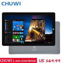 CHUWI Officiel! Hi10 Pro 10.1 Pouce Tablet PC Windows10 & Android 5.1 Double OS Intel ATOM Z8350 Quad Core 4 GB RAM 64 GB ROM
