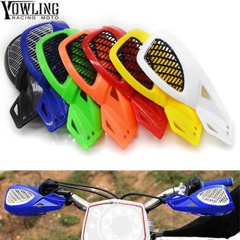 7 Colors 7/8 Motorcycle Hand Guards Protectors Motorbike Motocross Handguards ATV Dirt Bike Protects