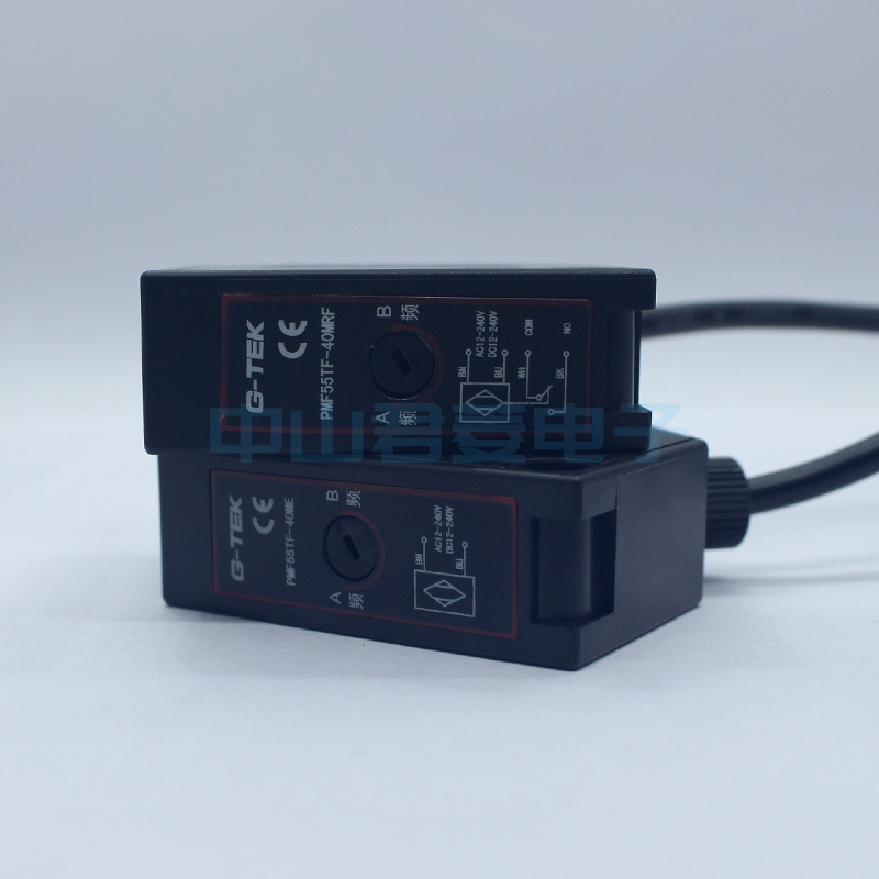 Free shipping high quality Original G-TEK PMF55 PMF55TF-10MRF 25MRF 40MRF Transmissive photoelectric switch sensor