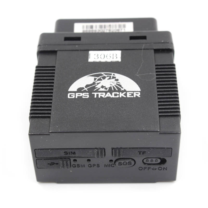 OBD2 GPS Tracker автокөлігі GPS306B - Автомобиль электроникасы - фото 2