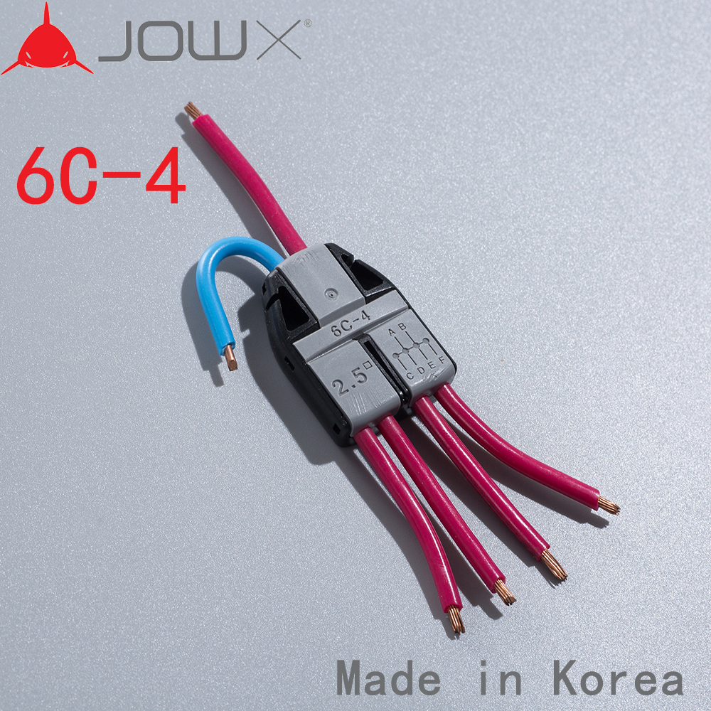 100PCS For I Pin Electrical Wire Connectors Single Way Straight ...