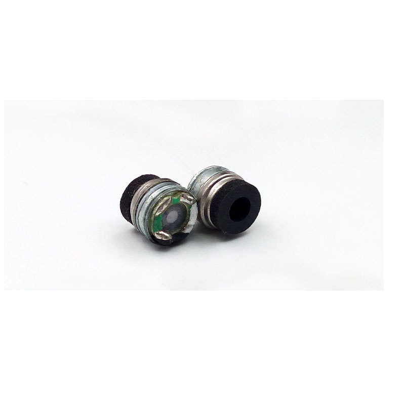 100pcs 7mm Moving Coil Loudspeaker Unit Ring Iron Earphone Speaker Unit DIY Repair For Shure SE215