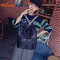 GRATO POR DIAS Mulheres Moda de alta qualidade Saco de Nylon Mochila de Viagem Saco de Escola Mochila 170223