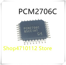 NEW 5PCS/LOT PCM2706CPJT PCM2706C QFP-32  IC