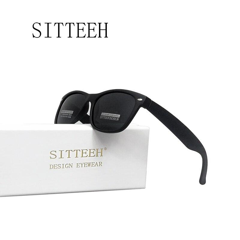 38b0372115533 SITTEEH Sun óculos Polarizados óculos de condução óculos de sol para  mulheres dos homens de design