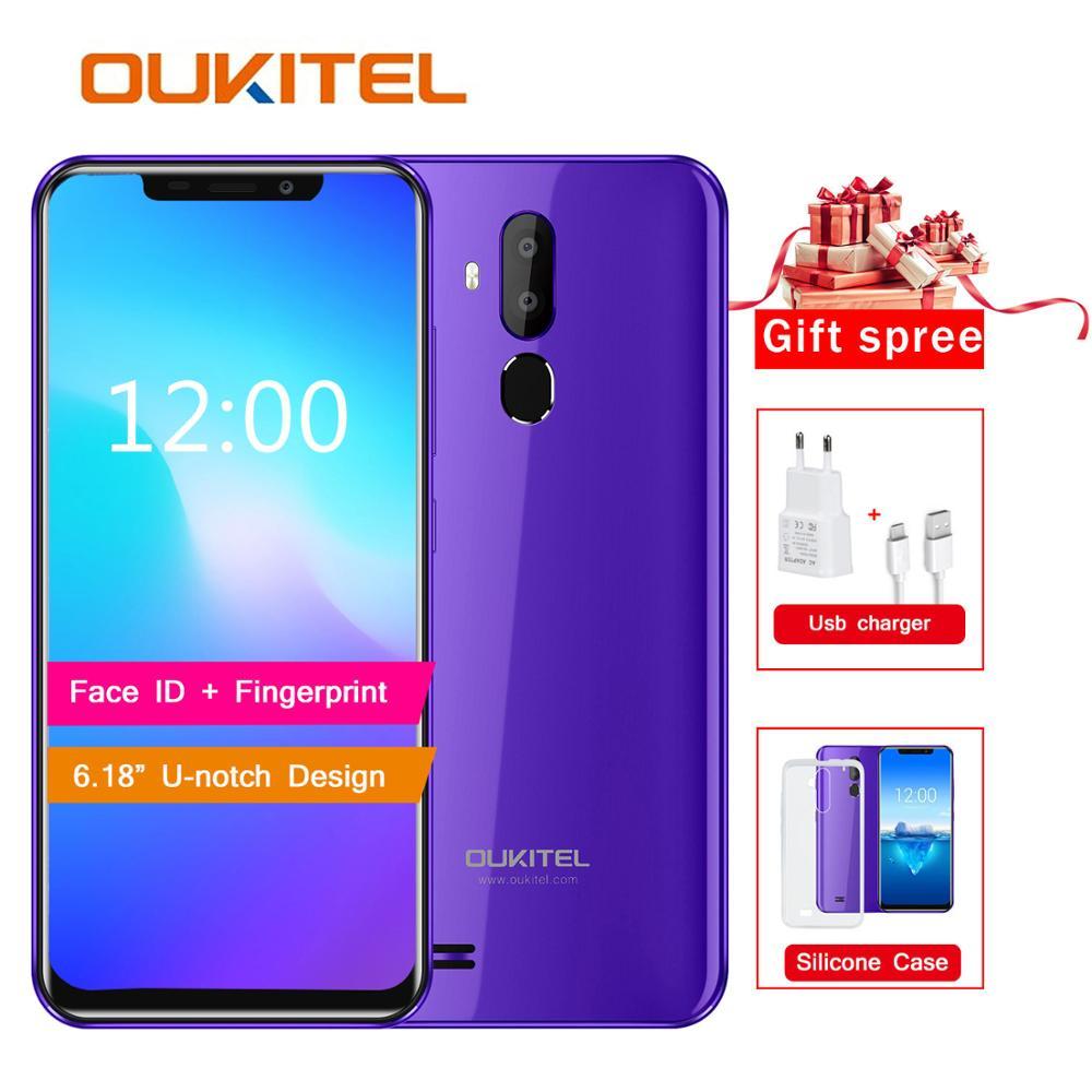 Oukitel C12 Pro 4G 6.18