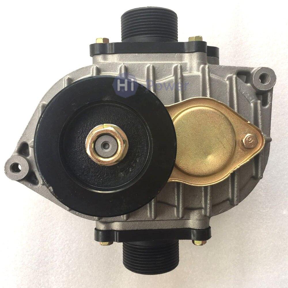 AISIN AMR500 mini Roots supercharger Compressor blower booster mechanical Turbocharger Kompressor turbine for car auto 1.0 2.2L