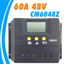 60A 48 V cm6048z Solarregler PV panel Batterieladeregler solarsystem Startseite innenbereich New