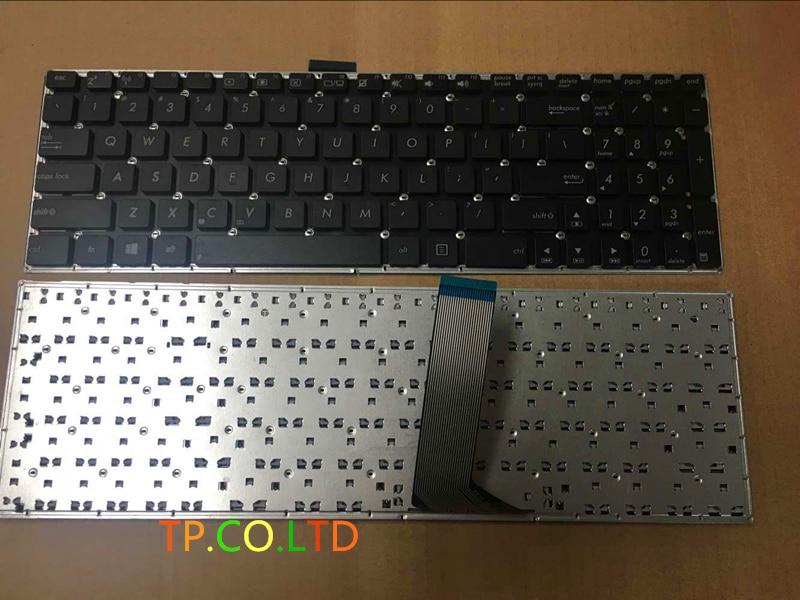 New US laptop keyboard FOR ASUS X551 F550 F550V R513C X552E X551C X551CA X553 X553M X553MA K553M K553MA F553M F553MA