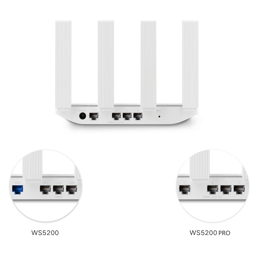 Big Sale] HUAWEI Honor WS5200 PRO Router Extender WiFi