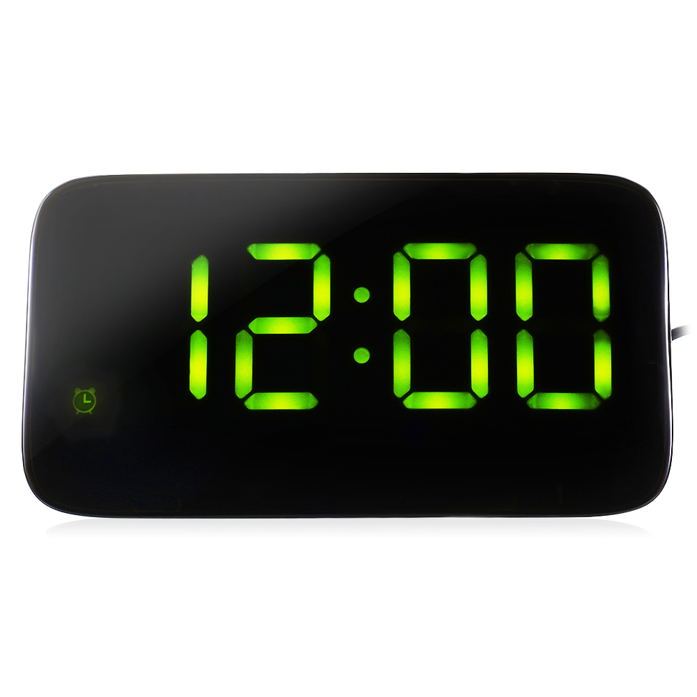 Reliable New Hotsale Best Price In Aliexpress Promotion Lcd Digital Alarm Clock Calendar Thermometer Backlight New Varieties Are Introduced One After Another Home & Garden Alarm Clocks