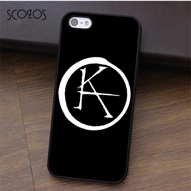 Scozos The Dark Tower Ka Tet Symbol Phone Case For Iphone X 4 4s 5