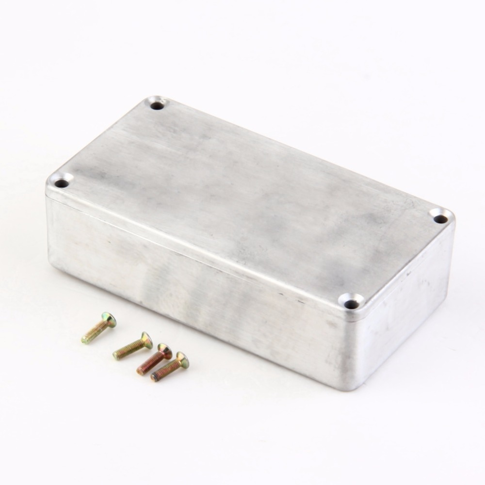 алюминиевые stomp box