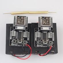 Ra 01 Ra 02 sx1278 lora 확산 스펙트럼 무선 433 mhz 무선 직렬 포트 spi 인터페이스 lora 테스트 보드