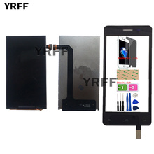 4.5'' Mobile Phone LCD Display For Fly IQ4403 Lcd Display +