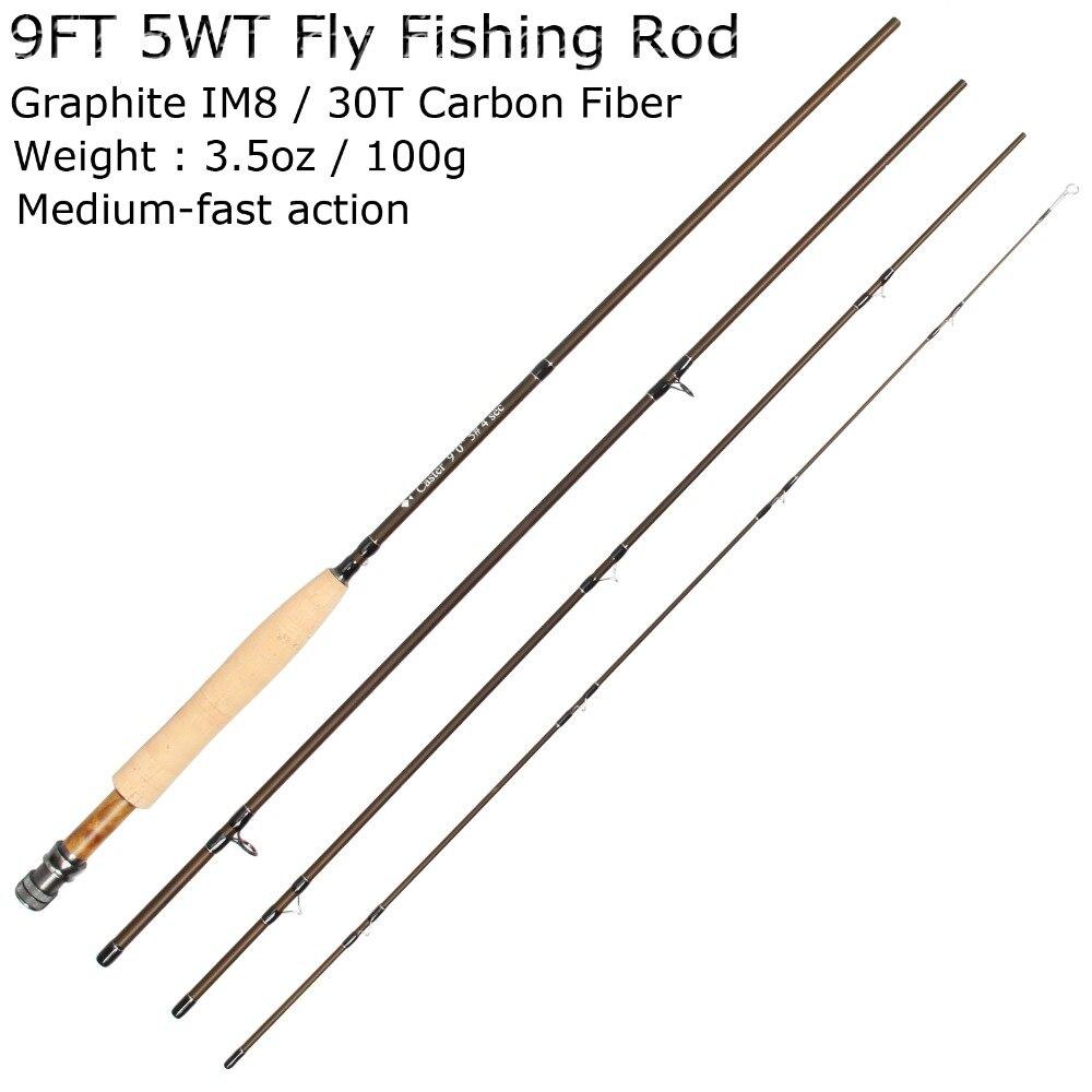 Linha de Fly Kit Pescador Sonho Voar de