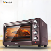 Bear DKX 230UB 30L Home Multifunction Baking Electric Oven Independent Temperature Control Free Timing