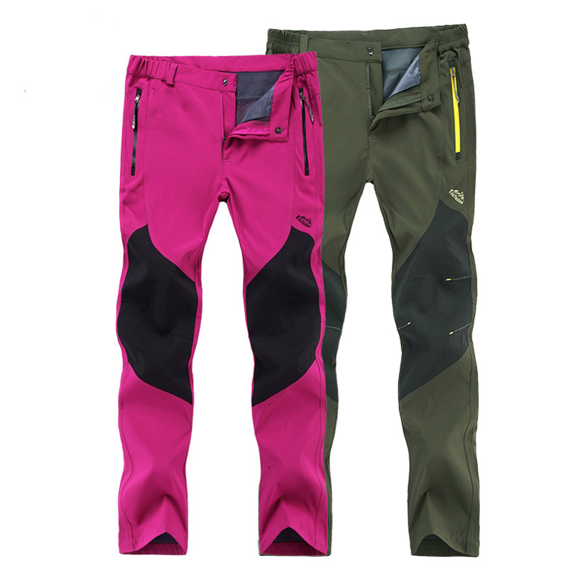 Climbing Hiking Pants Women Men Couple Spring Quick Dry Sport Pants Softshell Breathable Outdoor Trousers China Shop Online koraman men new arrival men thin hiking pants outdoor softshell trousers climbing pants quick dry pants spring summer 3xl 001