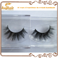 Cheap 3D Mink Individual Full Strip Long False Thick Eyelashes Natural Long Silk Lashes Extensions Fake Eye Lashes