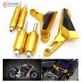 New Arrival Motorcycle CNC Aluminum Frame Slider Anti Crash Protectors Bike falling protecttion For Yamaha MT07 2013 2014 2015