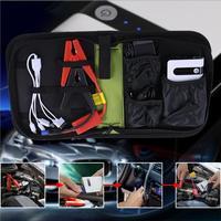 12V Portable Mini Car Jump Starter 20000mAh Booster Power Bank Mobile Phone Laptop Car Emergency Auto
