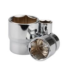 Espelho métrico crv polido 12.5mm kit de ferramentas de reparo do carro 8/10/12/13/14/17/19/22/24/30/32mm 1/2