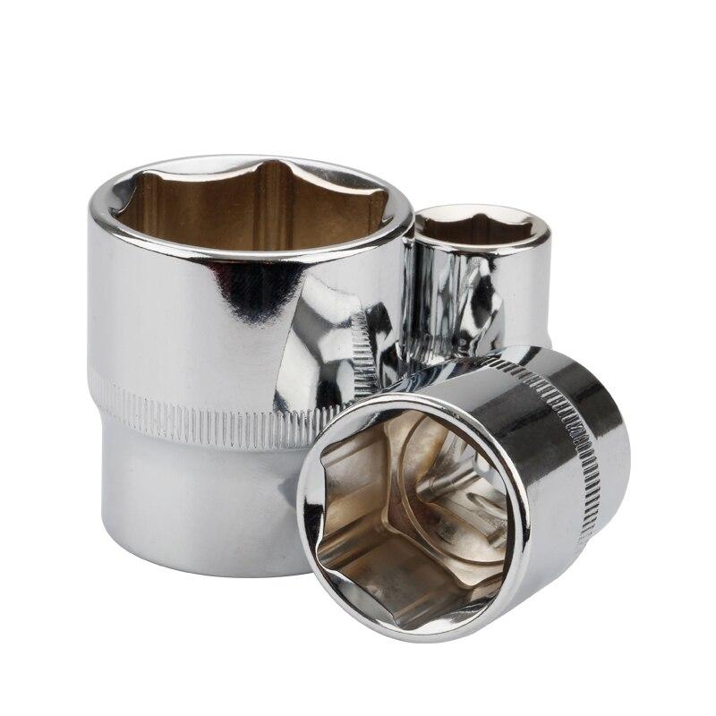 Crv metrische spiegel gepolijst 12.5mm auto reparatie tool kit 8/10/12/13/14/ 17/19/22/24/30/32mm 1/2