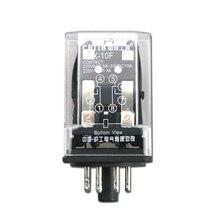 Silver Contact Small General Purpose Electromagnetic Relay JTX-2C/ 3C jtx 3c small general purpose electromagnetic relay 220v 24v 12v