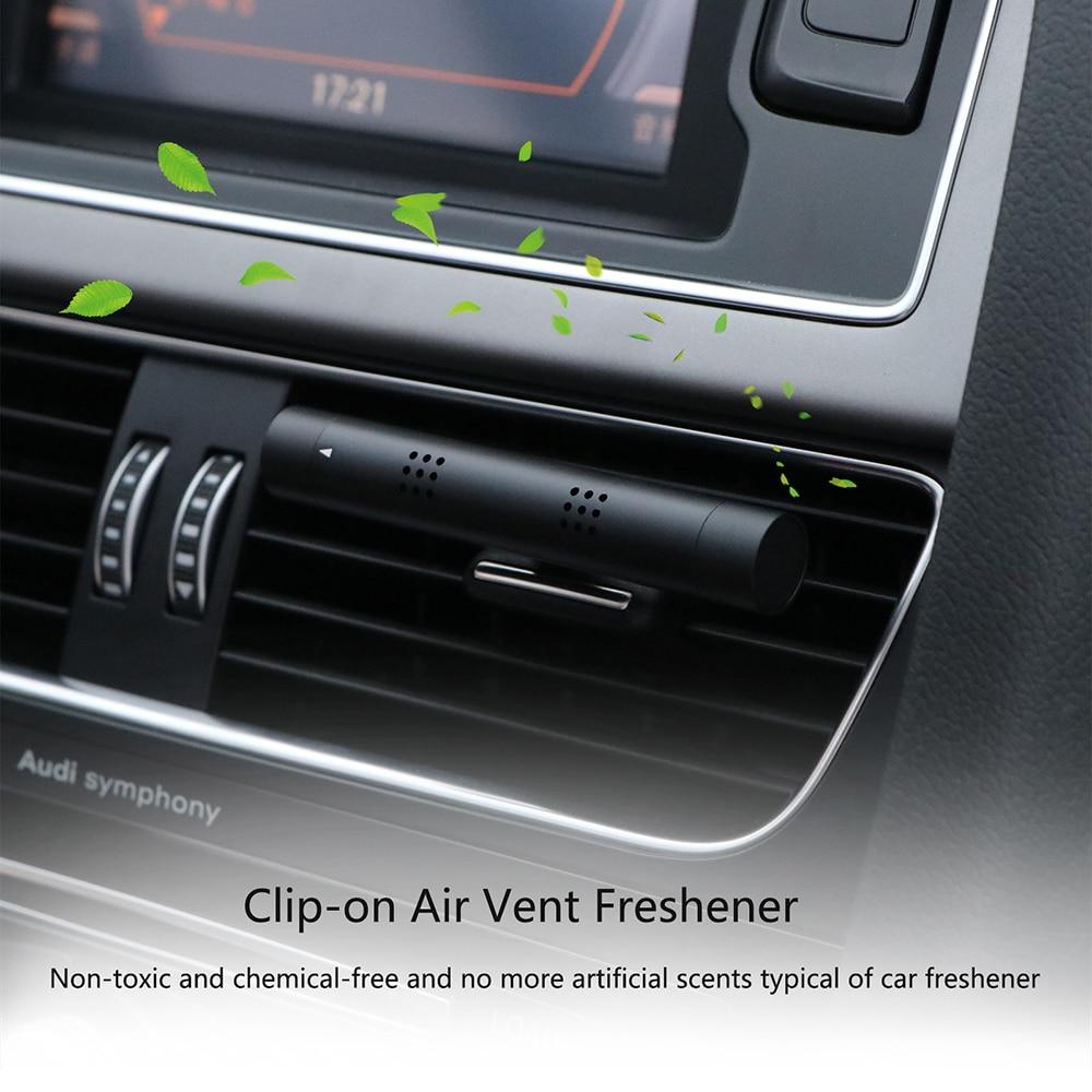 Купить с кэшбэком Car-styling perfume car air freshener Auto outlet perfume Vent air freshener in the car Air Conditioning Clip Magnet Diffuser
