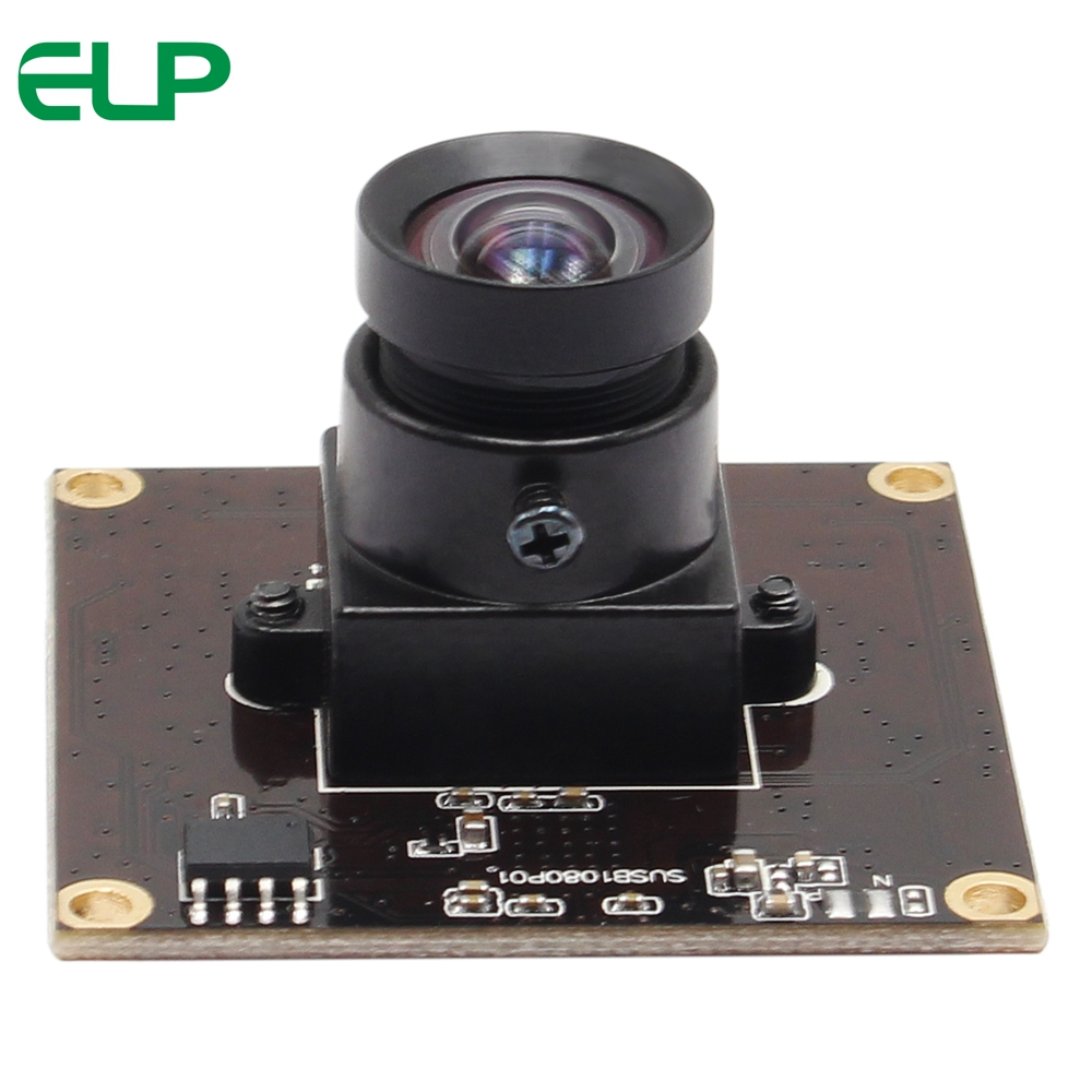 ELP USB3.0 Camera Module Free Driver UVC IMX291 HD Color Sensor 1080P 50fps Industrial USB Webcam With No distortion Lens elp 1080p no distortion lens 60fps at 720p cctv mini ir infrared hd webcam night vision usb camera module plug and play