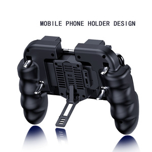 Image 5 - PUBG controller with fan game controler pubg mobile game trigger fire button for iphone ios game controller joystick gamepad