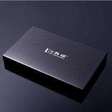 100% NEWPortable Внешние жесткие диски 1 ТБ 500 Gb USB 3,0 экстерно Disco HD внешний жесткий диск рабочего ноутбука мобильный жесткий диск 2 T