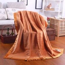 Бархатное одеяло из чистого шелка тутового шелкопряда простыня